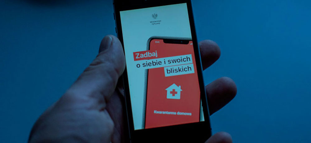 Poland's coronavirus app offers playbook for other governments